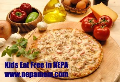 Kids Eat Free In NEPA