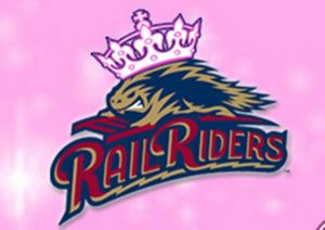 Princess for a Night at the Railriders