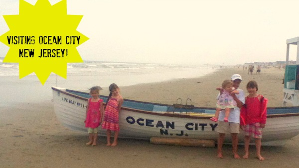 Family vacation in Ocean City New Jersey
