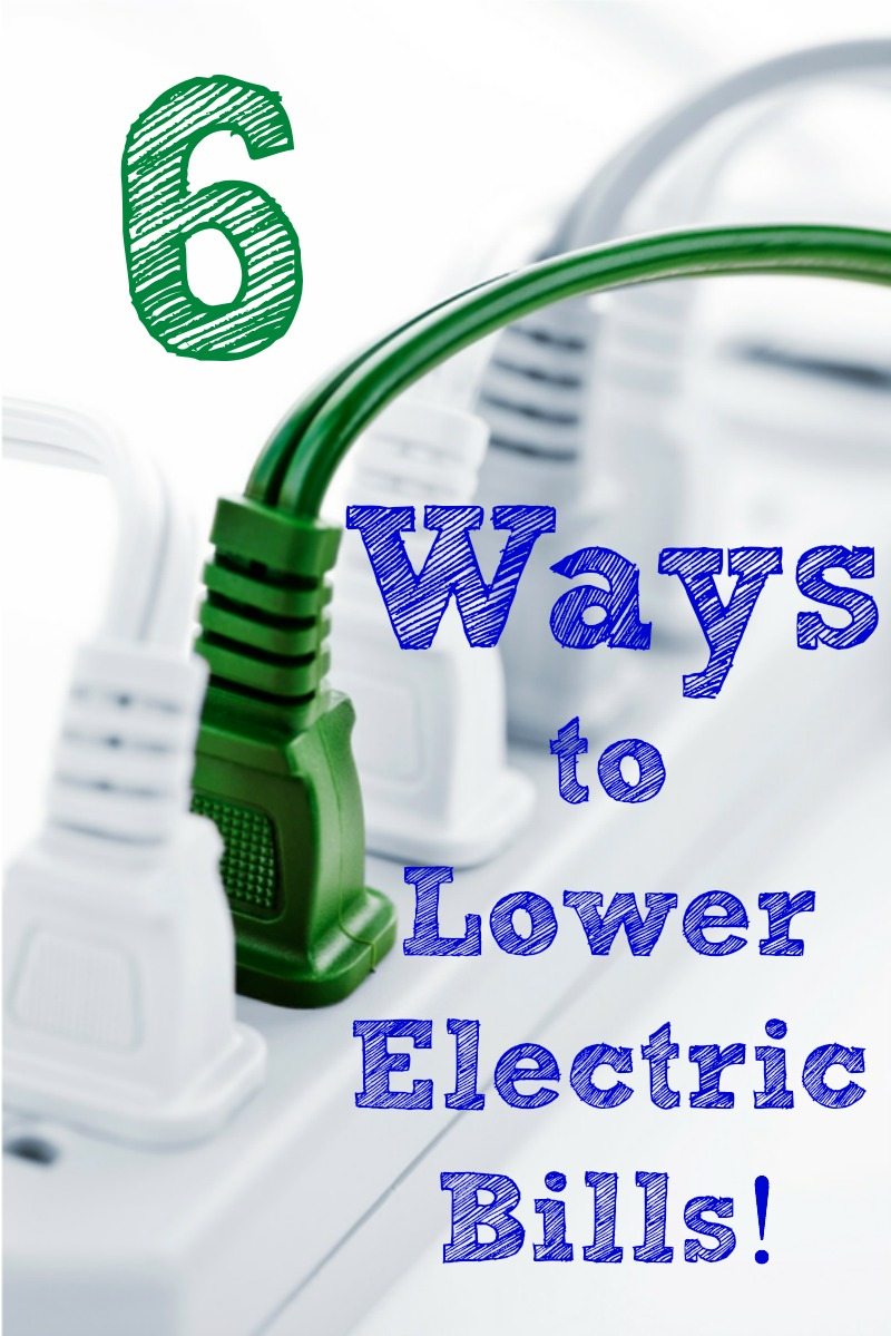 6 Ways to Lower your Electric Bill, shared by Nepa Mom at The Chicken Chick's Clever Chicks Blog Hop