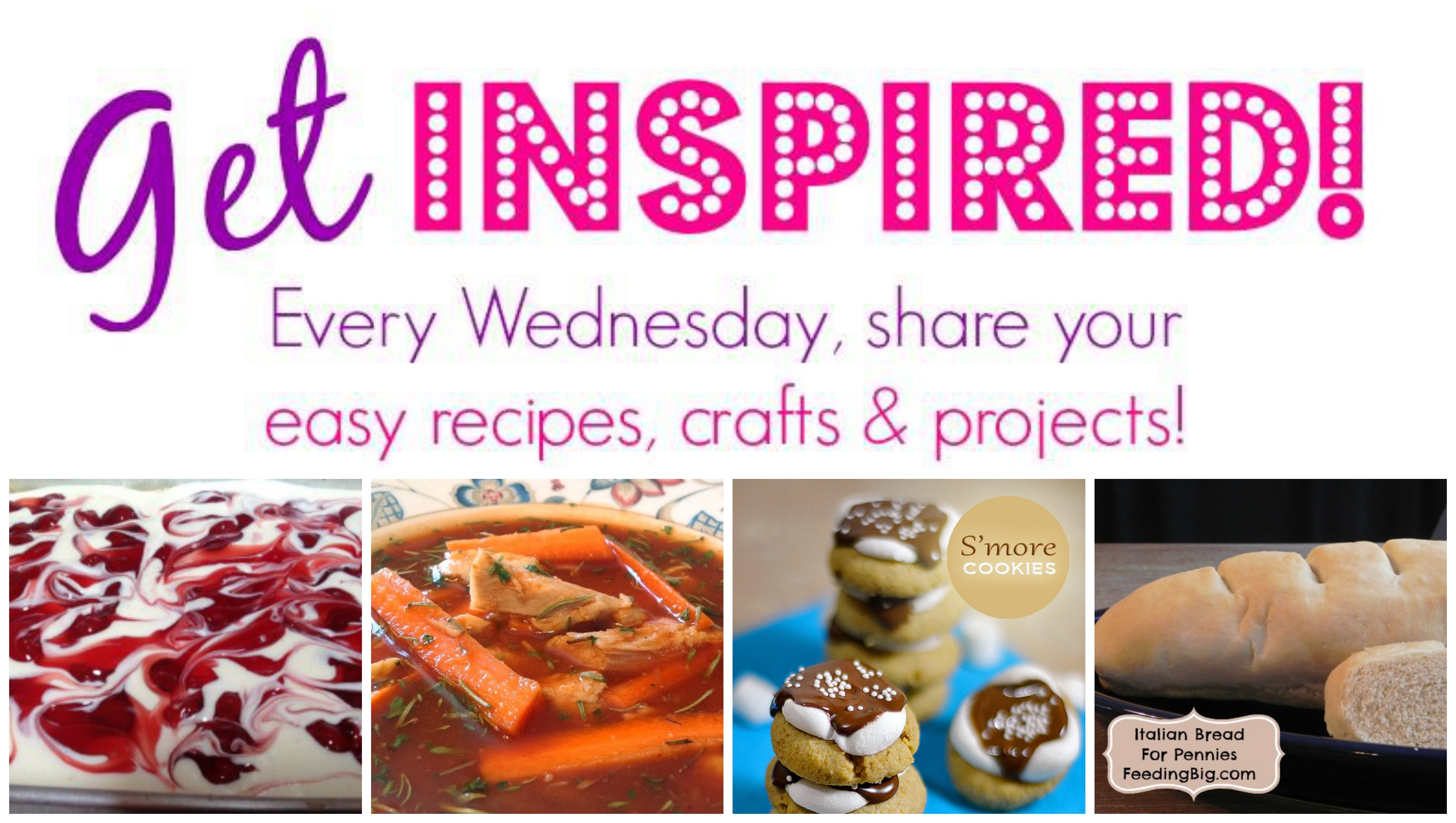 Get Inspired Week 14 Features