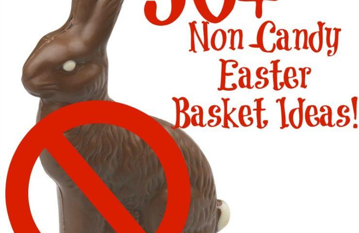 30 + Easter Basket Ideas