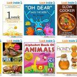 10 Free Kindle Books 8-26-14