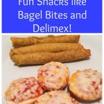 Fuel Up with Fun Snacks like Bagel Bites and Delimex