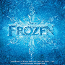 Are you still singing the music from Frozen?