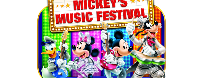 Disney Live! Mickey's Music Festival at Mohengan Sun Arena (Giveaway!)
