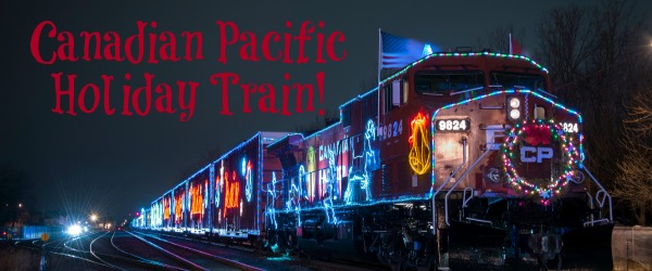 Canadian Pacific Holiday Train–2014