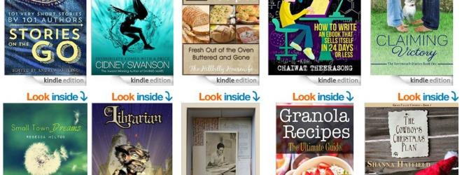FREE Books on Amazon!