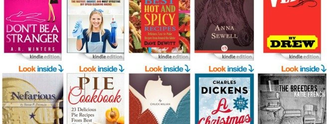FREE Books to Download AND a Great deal on a Kindle!