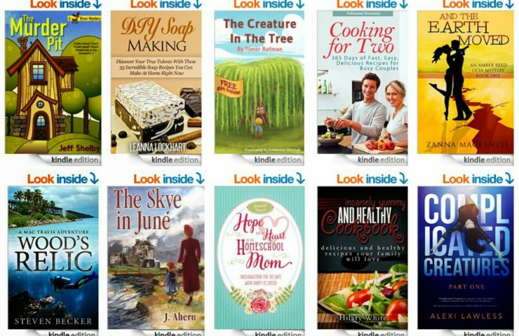 Free Kindle Books 2/25/15