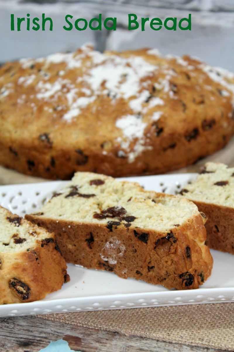Irish Soda Bread 1