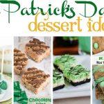 featured st patricks day dessert ideas