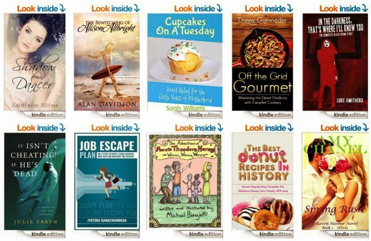 Free Kindle Books 4/30/15