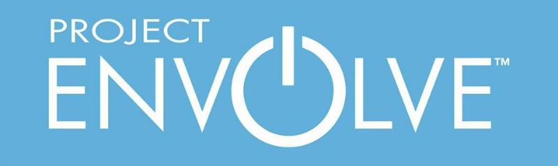 Project Envolve logo #ProjectEnvolve #ad
