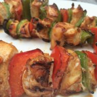 Teriyaki Chicken Kabob Marinade–Grilling Made Easy with GIANT