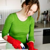 5 Minute Cleaning Tips for Busy Moms