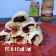 PB &J Roll Up #CVSBackToSchool #ad