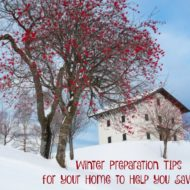 Save Money with These Winter Preparation Tips for your Home