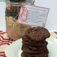 Chocolate Oatmeal Cookie Mix