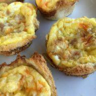 Low Carb Egg Quiche