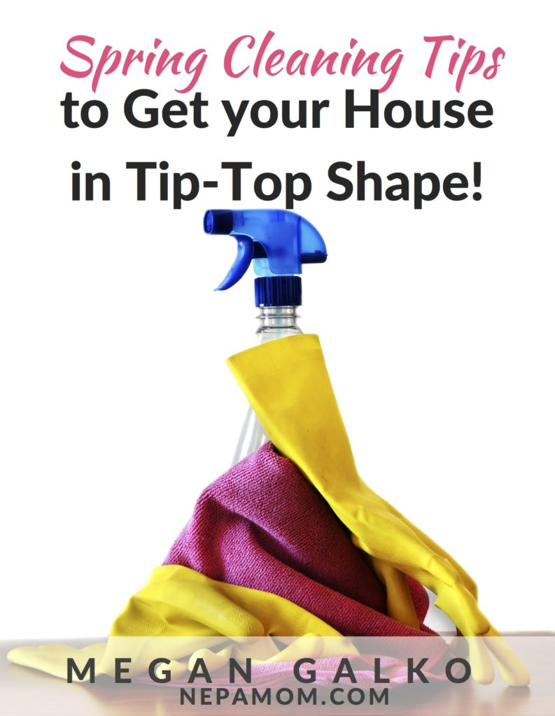 House Cleaning Tips Nepa Mom