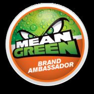 I'm a Mean Green Ambassador!