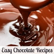 Yummy and Easy Chocolate Recipes
