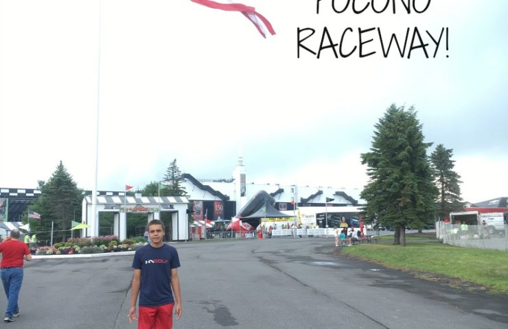 Five Things I Learned at a NASCAR Race at Pocono Raceway