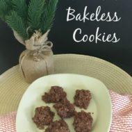 My Grandmother's Chocolate Bakeless Cookies Recipe–
