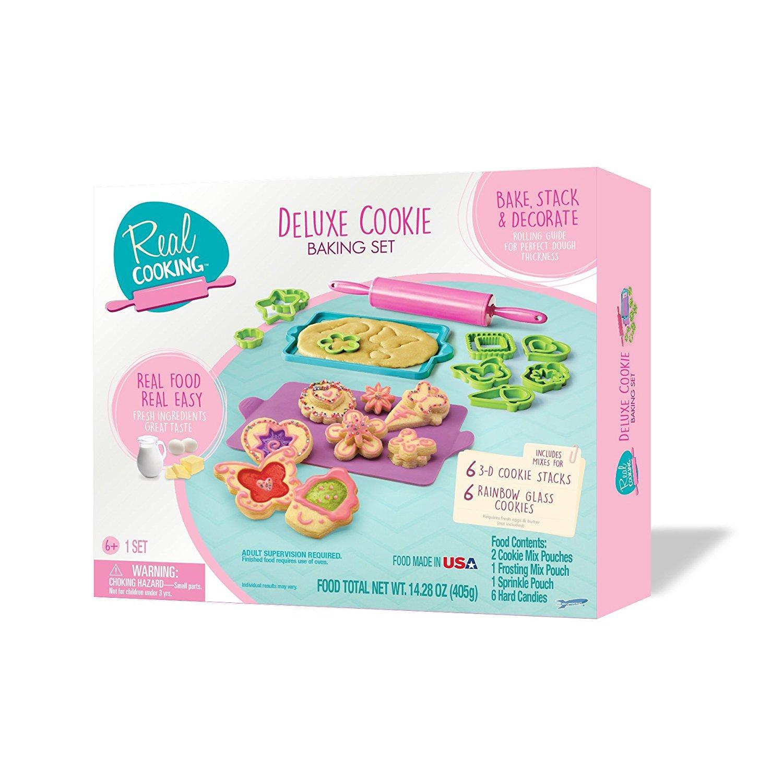 real cooking ultimate baking starter set instructions
