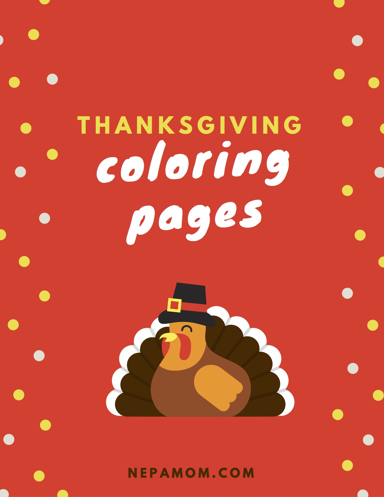 Turkey Coloring Pages Already Colored  Coloring Pages