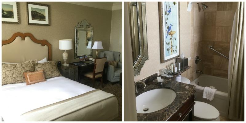 Elegant rooms at the Hotel Hershey #SweetestMoms