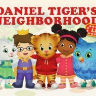 NEPA Giveaway–Win Tickets to Daniel Tiger's Neighborhood LIVE!
