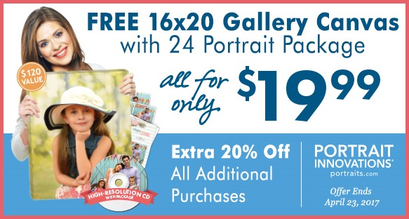 Spring Photos with Portrait Innovations Special Offer Deal #ad
