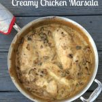 Recipe for Chicken Marsala
