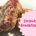Homemade Strawberry Oatmeal Bars!