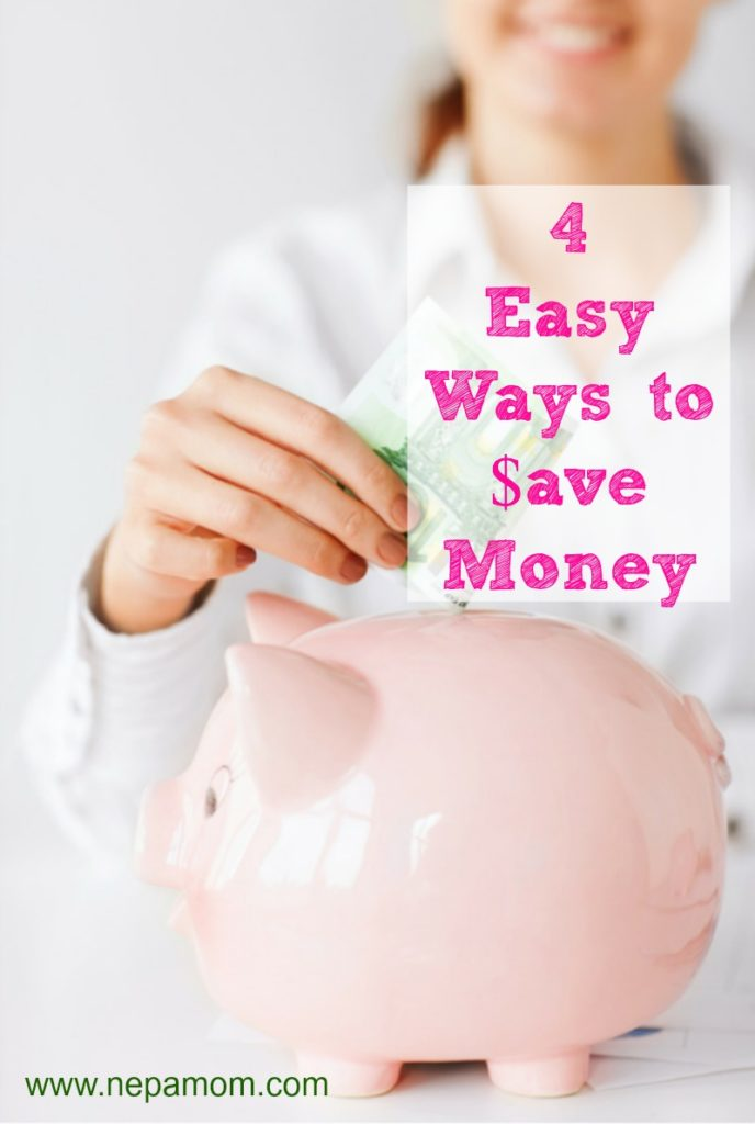 As you can see none of these ideas take me a long time to do, but the savings they give me really add up over time. Try them yourself and see how much you end up saving.