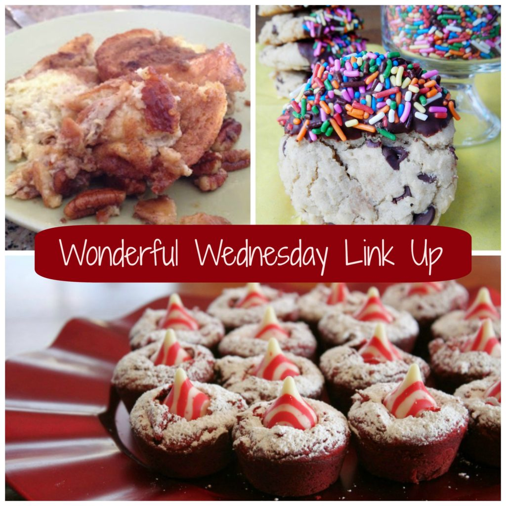 Wonderful wednesdayLink up 9