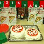 Pizza Party Birthday