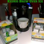 Keurig Reviews:  Brew Over Ice–Cold Drinks all Summer Long