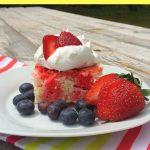 Jello Cake Easy Summer Dessert!
