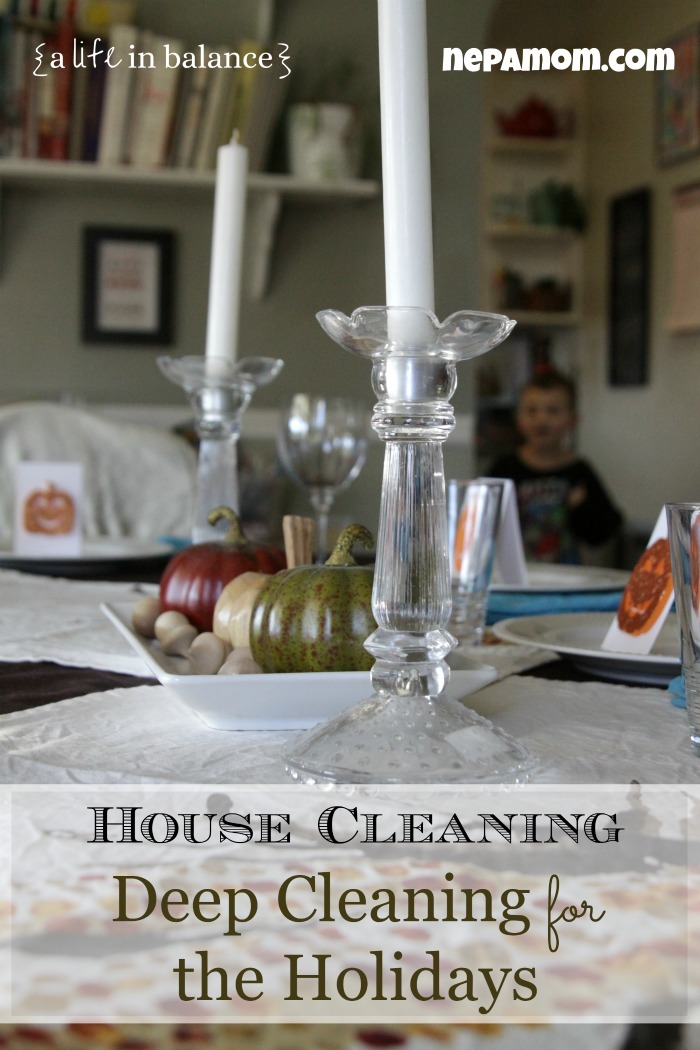 House Cleaning Deep Cleaning For The Holidays Nepa Mom