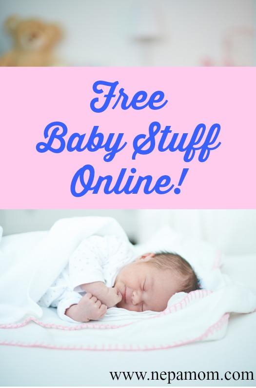 Free Baby Stuff for Free--www.nepamom.com