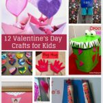 Valentine's Day Arts and Crafts for Kids