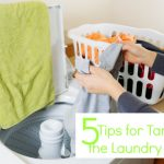 5 Doable Laundry Tips for Taming the Laundry Beast
