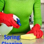 Spring Cleaning Schedule: Daily Task to get the job done!