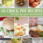 Easy Crockpot Meals