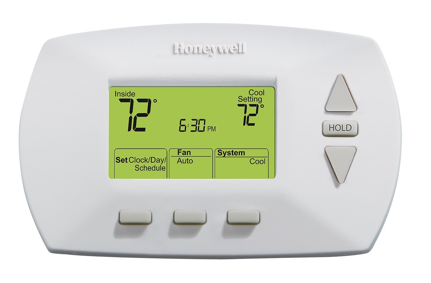 Programable Thermostat--keep the temperature in your home consistent with a programable thermostat #ad