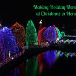 Making Family Memories at Christmas in Hershey