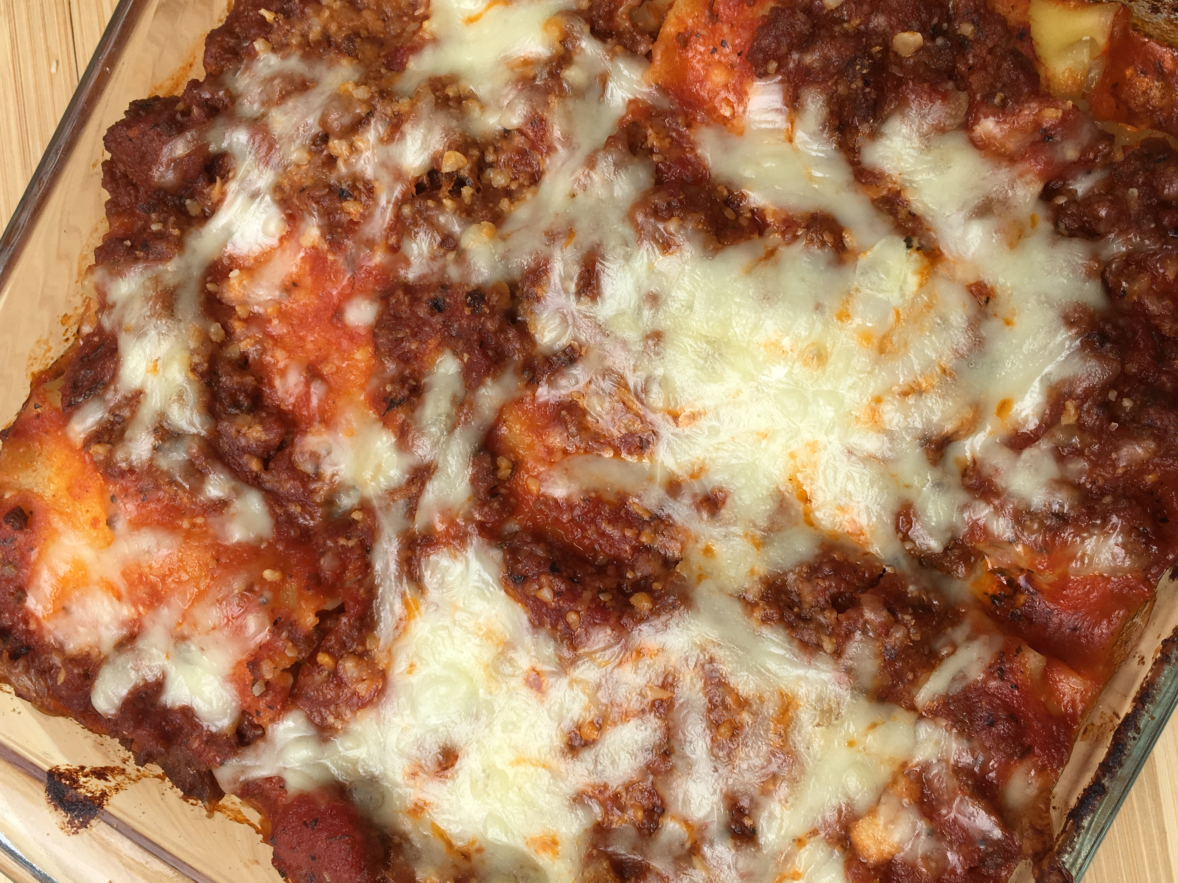 Baked Lasagna Roll ups--Easy Italian Dinner the whole family will love! #CampbellSavings